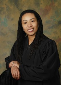 Judge Aurora Martinez Jones