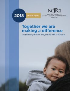 2018 NCJFCJ Annual Report