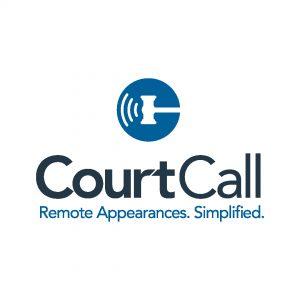 CourtCall Logo
