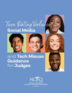 Teen Dating Violence Social Media and Tech Misuse Guidance for Judges