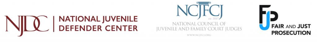 NJDC, NCJFCJ, FJP logos